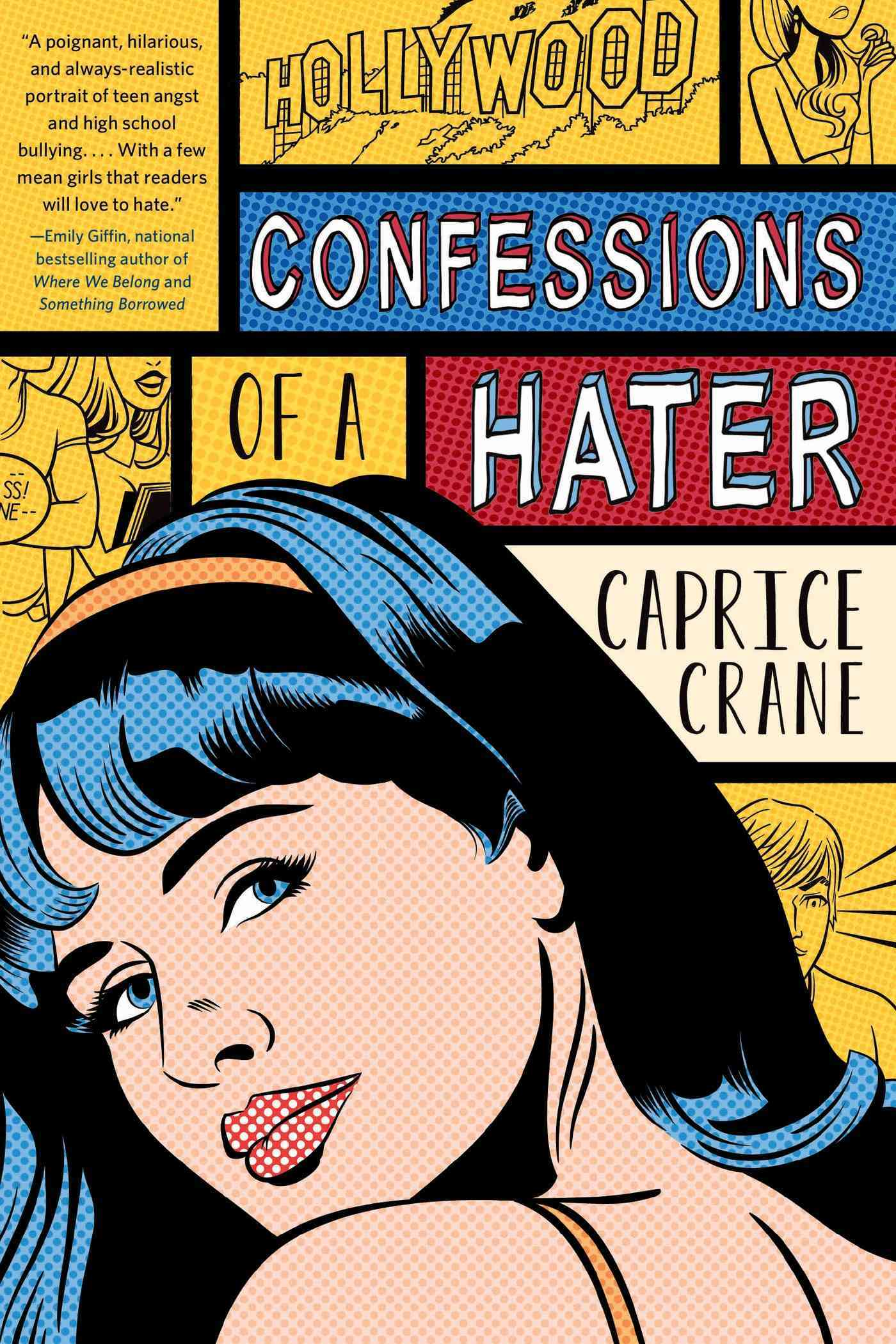 Confessions of a Hater By Crane, Caprice